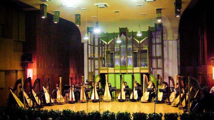 Festivalul de Harpa 2016