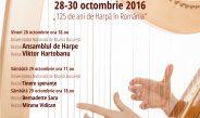 Bucharest Harp Festival 2016
