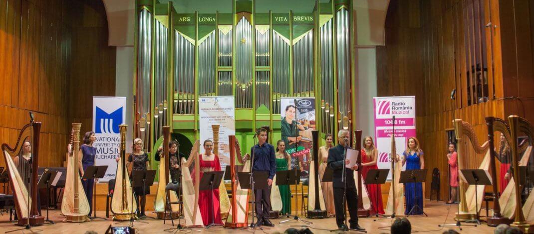 Sondaj de opinie Festivalul de Harpă 2016