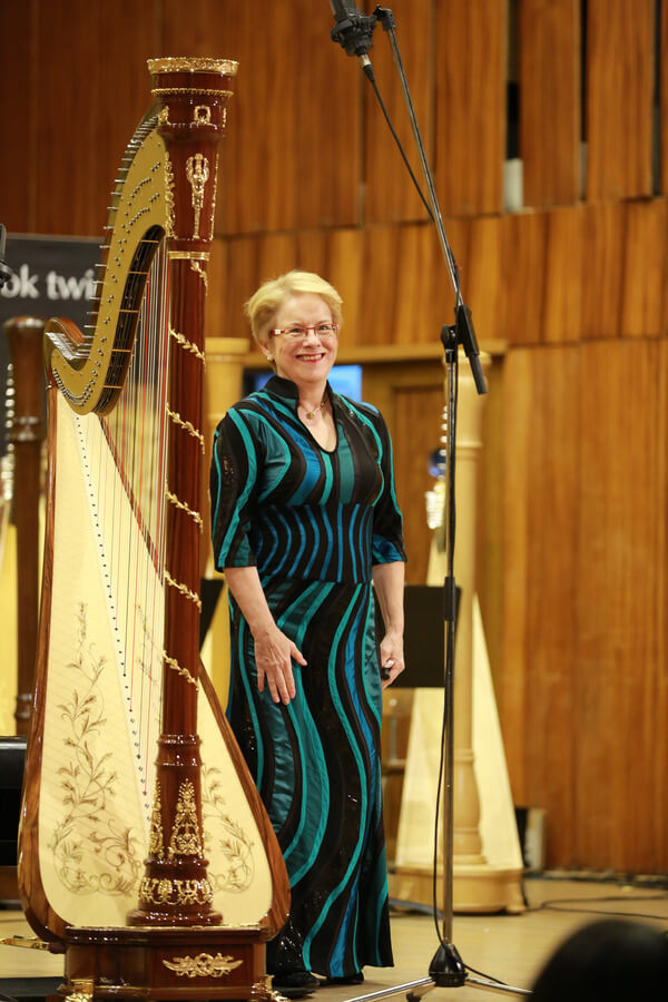 Bucharest Harp Festival 2018 - Chantal Mathieu